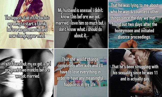 Whisper: People reveal what they wish they knew before getting married
