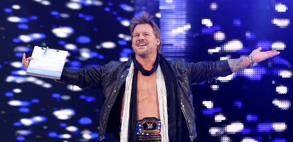 Chris Jericho Says He's Not Done With New Japan Pro Wrestling