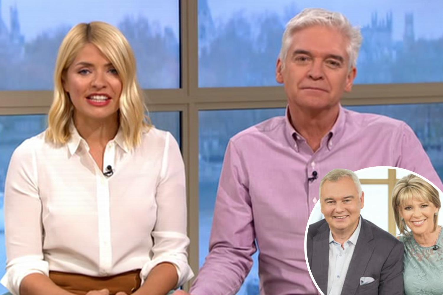 This Morning will air SIX days a week with Ruth Langsford and Eamonn Holmes fronting new Sunday show