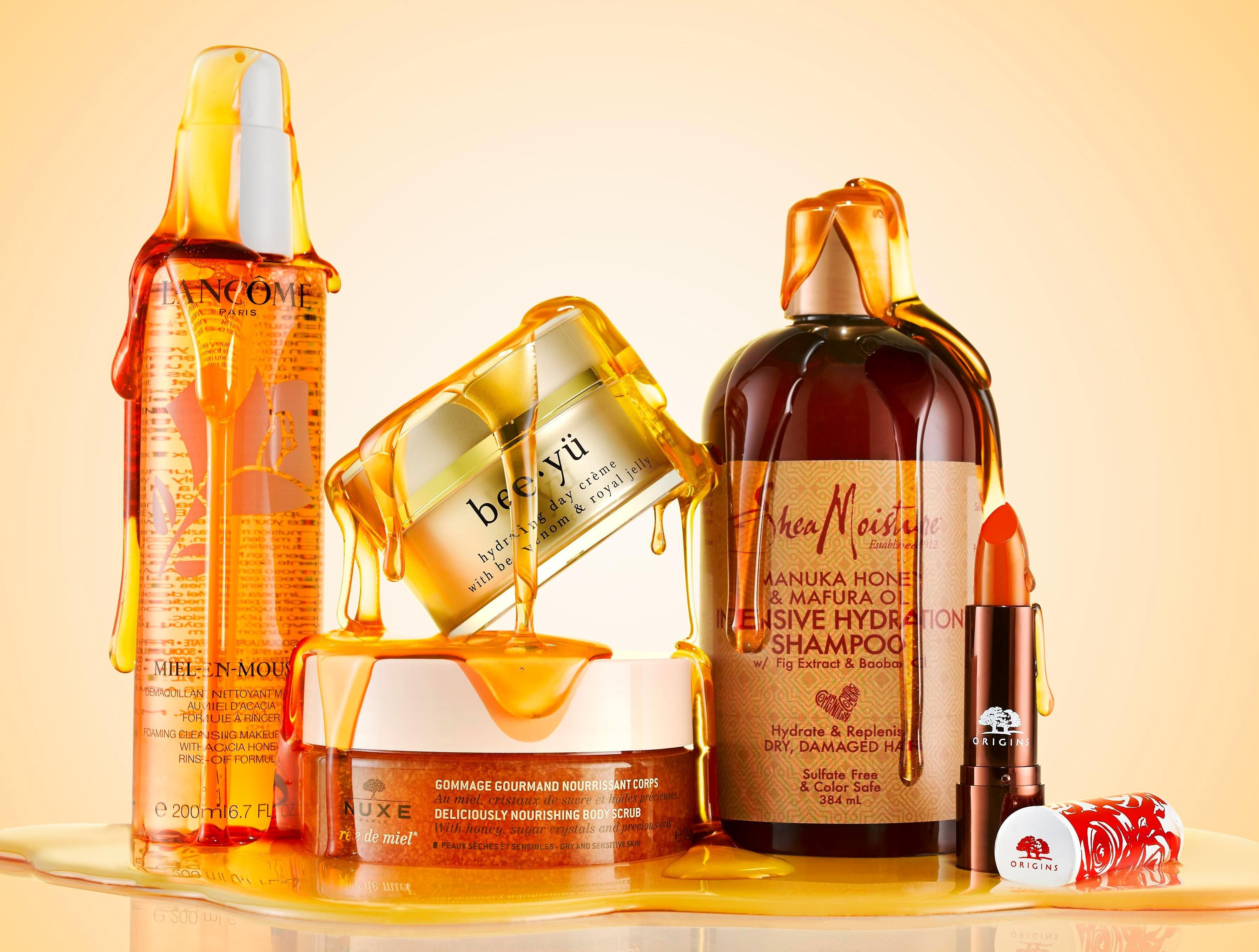 Honey is the sweetest beauty trend of 2019 — here's best shampoo and skincare products for less on high street