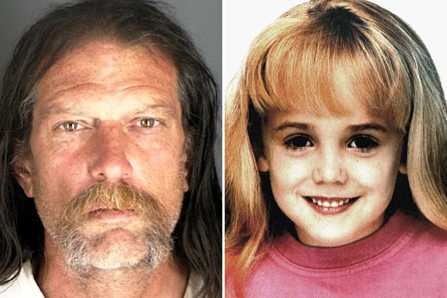 JonBenét Ramsey murder cops admit paedo who confessed to killing her WAS obsessed with tragic beauty queen