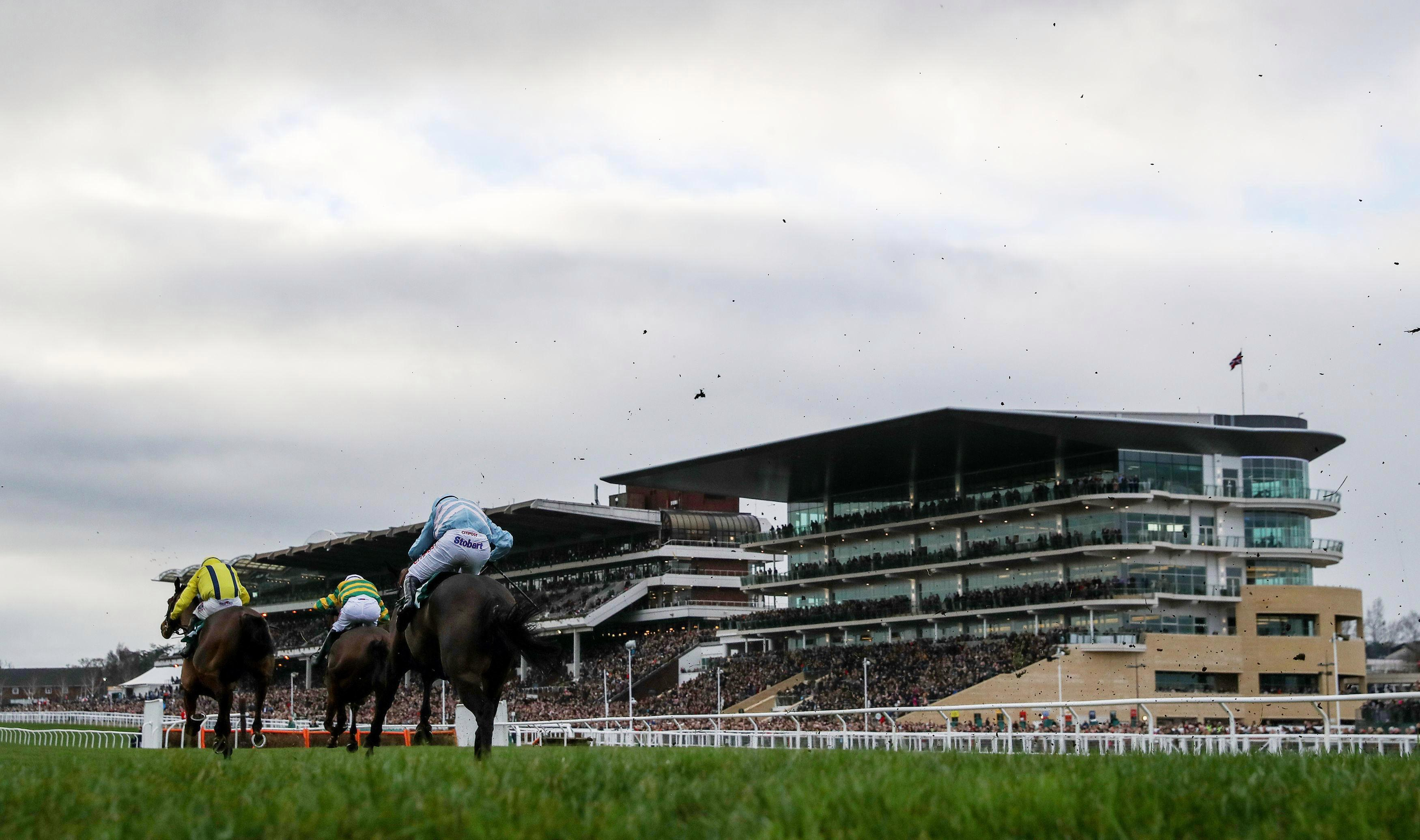 Today's Wincanton racing results: Full results from