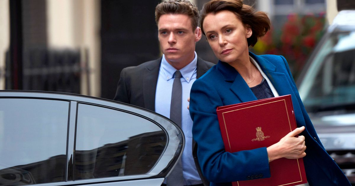 Keeley Hawes snubs Golden Globes but sends love to Bodyguard co-stars