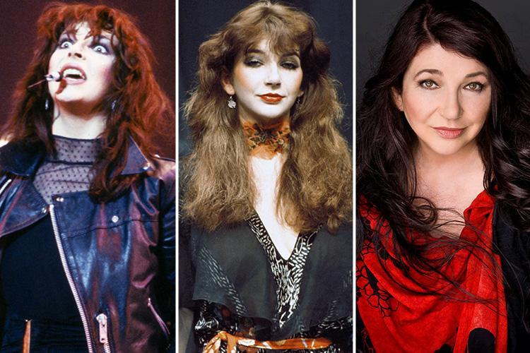 How old is Kate Bush, when did she write Wuthering Heights, what are