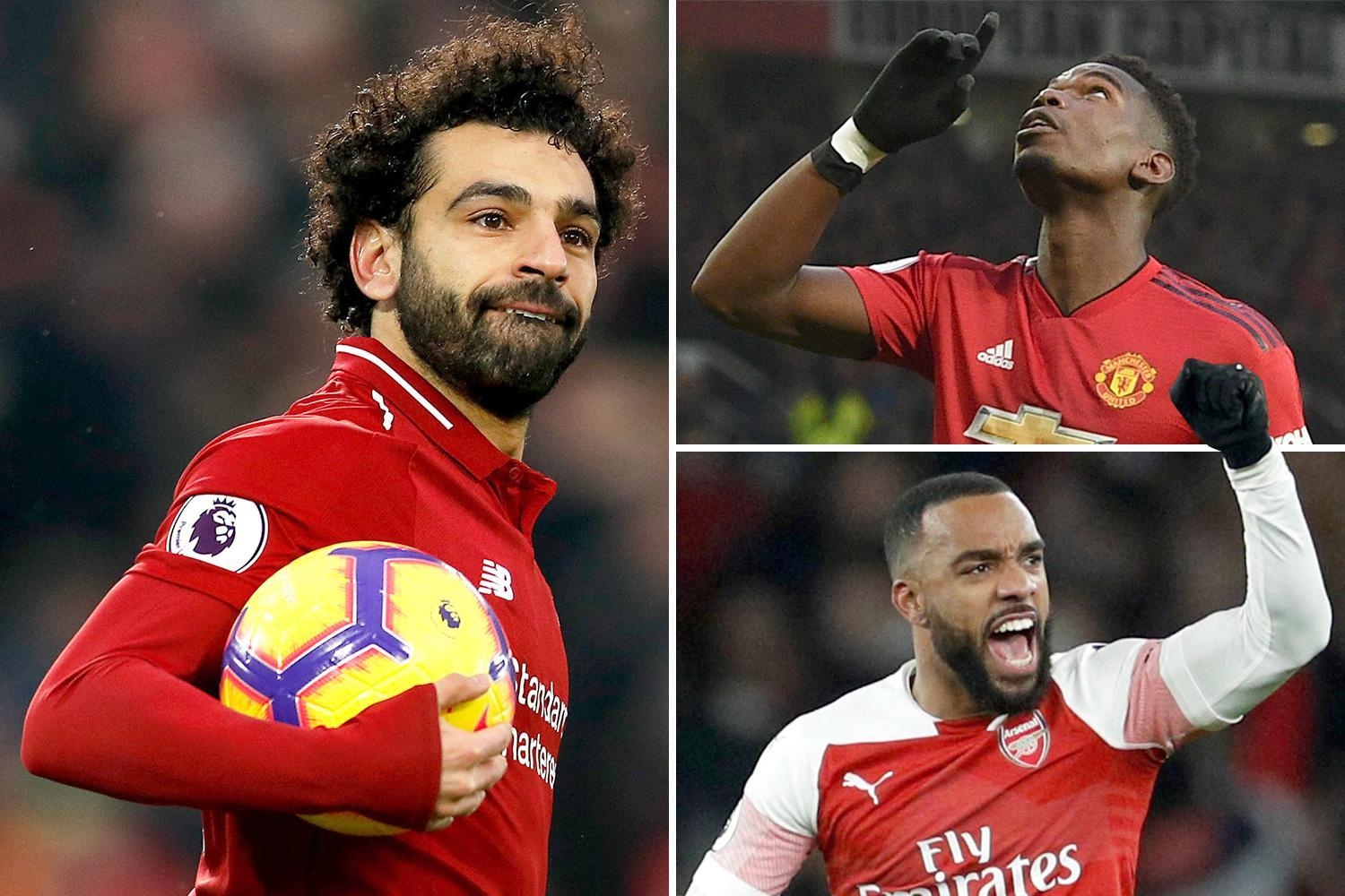 Premier League highlights: Liverpool edge Palace thriller while Arsenal see off Chelsea and Man Utd win again