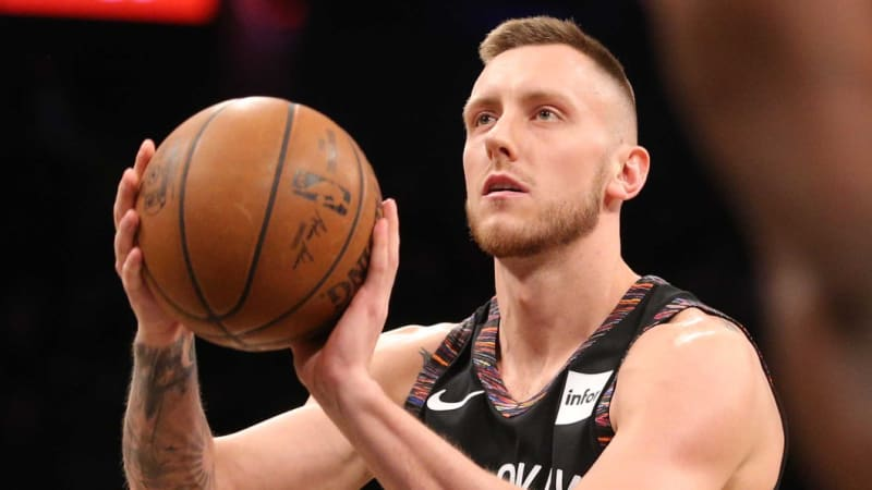 Mitch Creek makes good impression as Brooklyn Nets take on Celtics