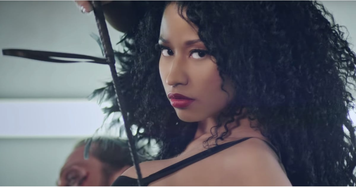 12 Nicki Minaj Videos So Sexy They Could Cartoonishly Break a Thermometer