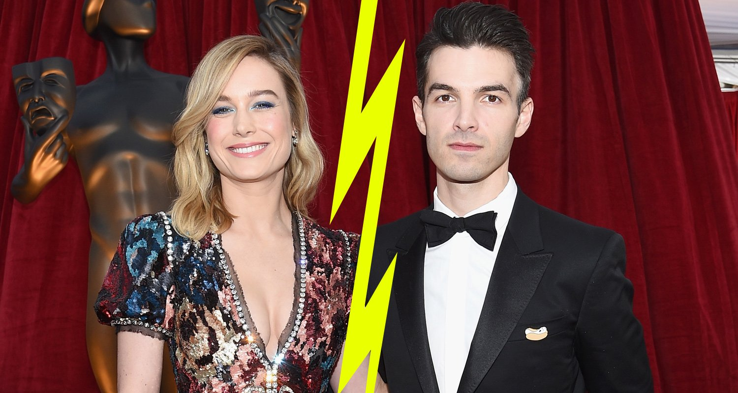 Brie Larson & Fiancé Alex Greenwald Reportedly Split 3 Years After Engagement