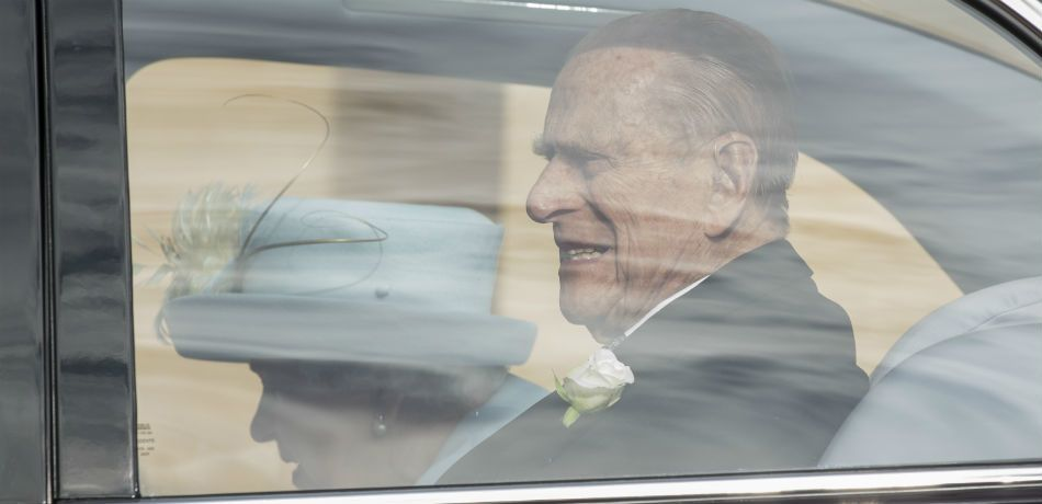 Prince Philip's Car Accident Raises The Question: Can Members Of The Royal Family Be Arrested By The Police?