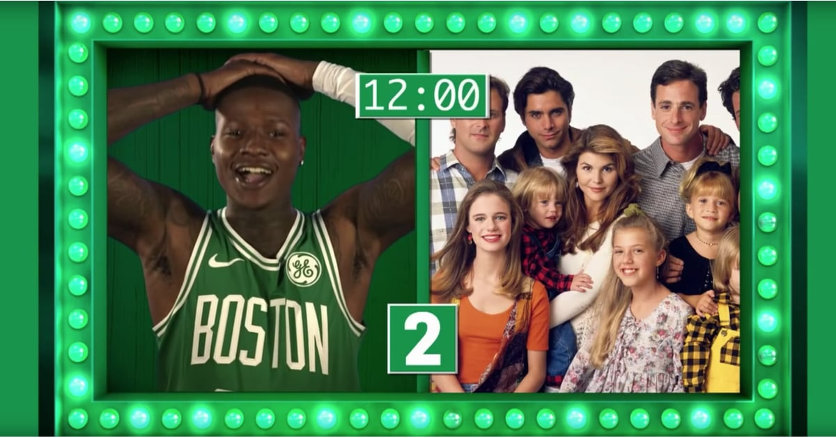Watch 2 NBA Players Try to Identify Popular TV Shows and Fail Miserably