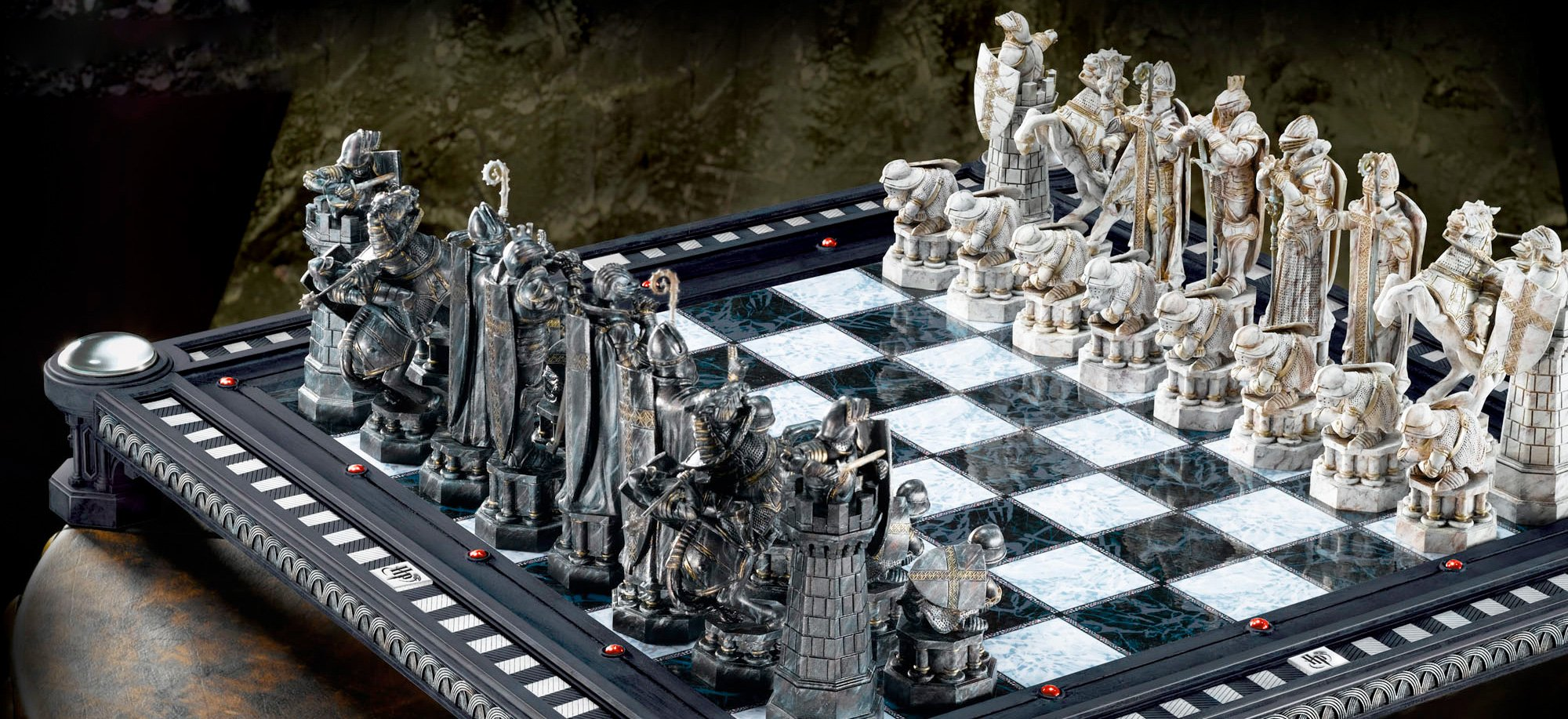 Cool Stuff: 'Harry Potter' Wizard Chess Replica Will Clear Out Your Gringotts Vault