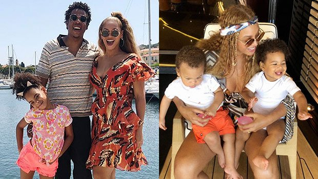 28 Most Adorable Photos Of Beyonce & JAY-Z's Family: Blue Ivy & The Twins Through The Years