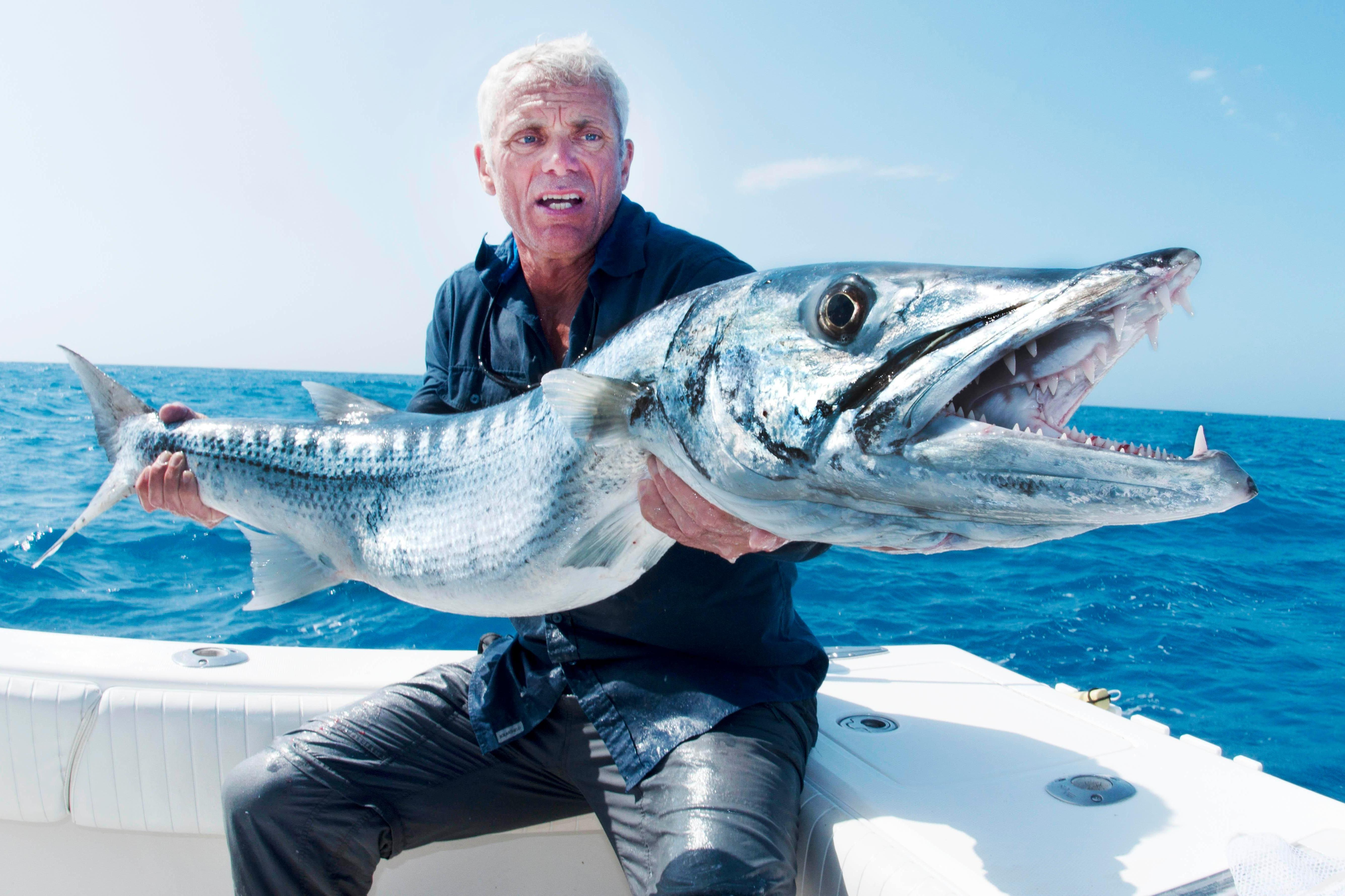 Who is Jeremy Wade? Extreme angler and Jeremy Wade's Mighty Rivers host on ITV