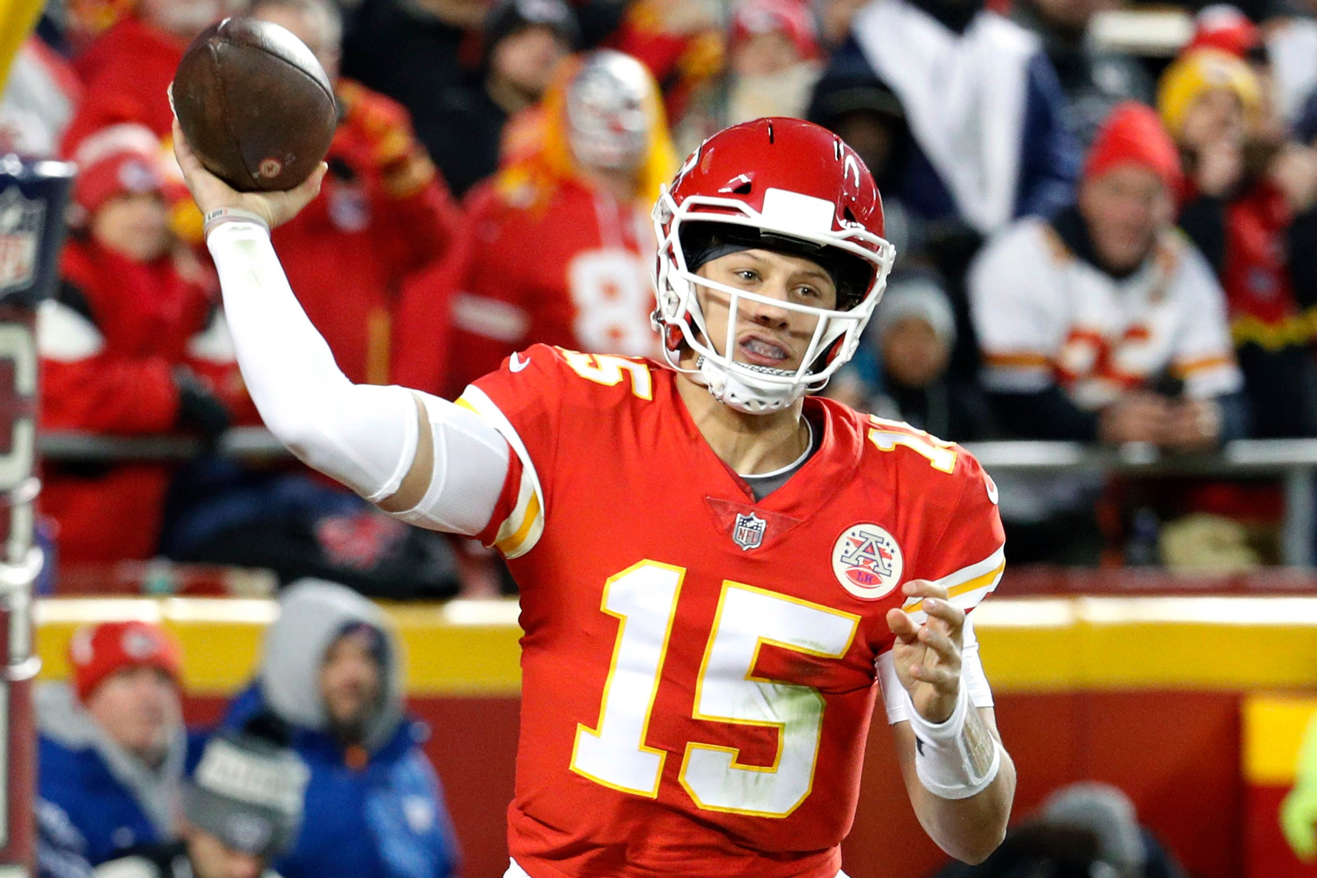Andy Reid and the Chiefs won't let this one get away
