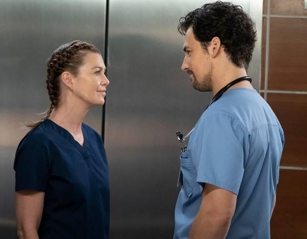 Grey's Anatomy's Elevator Shenanigans Made Us Scream
