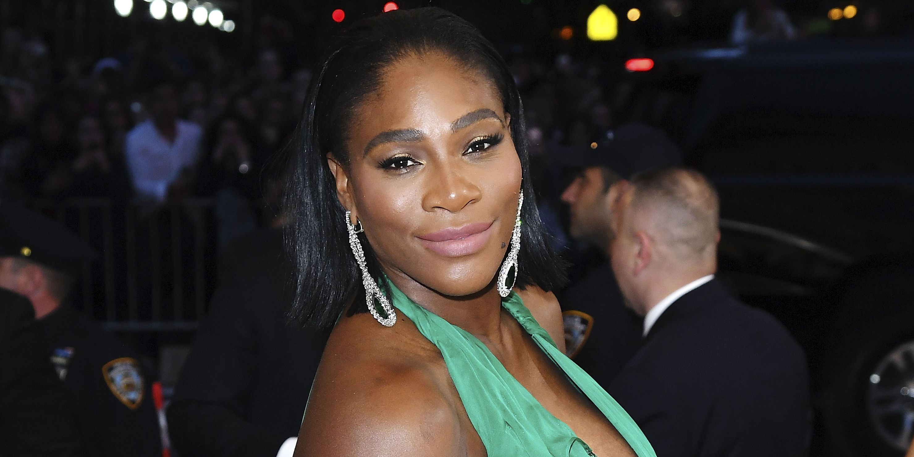 Serena Williams Reminds Mothers Why Post-Pregnancy Bodies Are 'Cool'