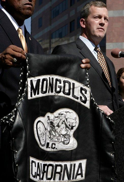Mongols motorcycle gang to lose trademarked logo, jury decides