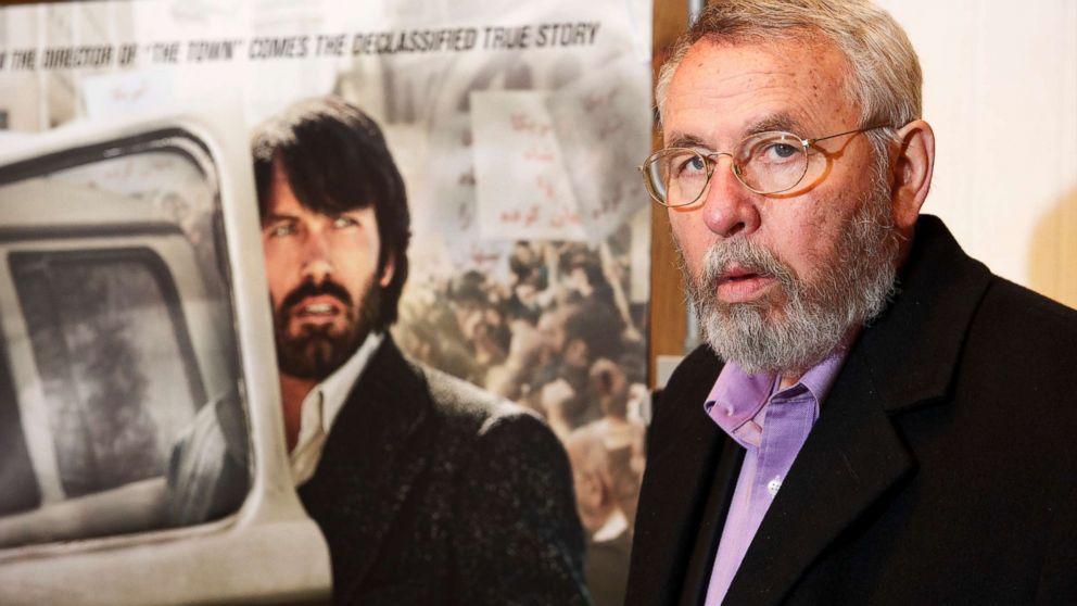 Tony Mendez, real-life hero from Ben Affleck's 'Argo,' dies at 78