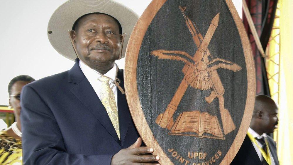 Uganda enacts law ending presidential age limits