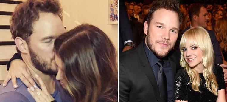 Anna Faris offers to officiate at ex-husband Chris Pratt's wedding