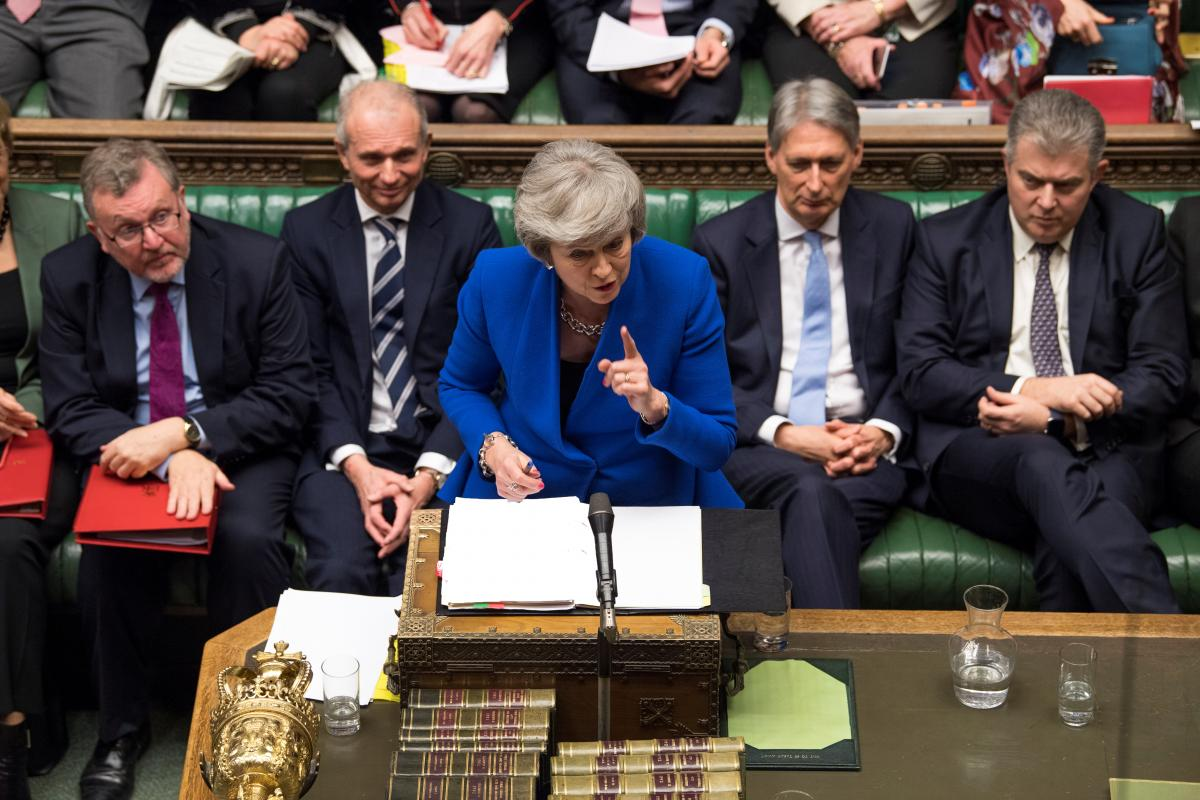 Search on for Brexit consensus after May's crushing defeat