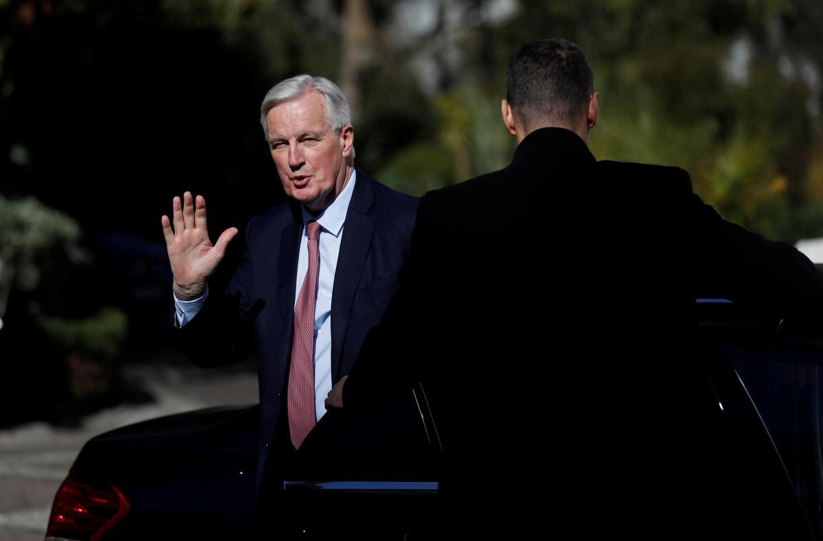 EU ready to work again on declaration on post-Brexit ties – Barnier