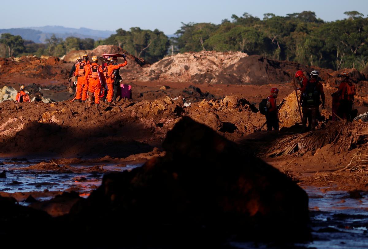 Vale stock plunges after Brazil disaster; $19 billion in market cap erased