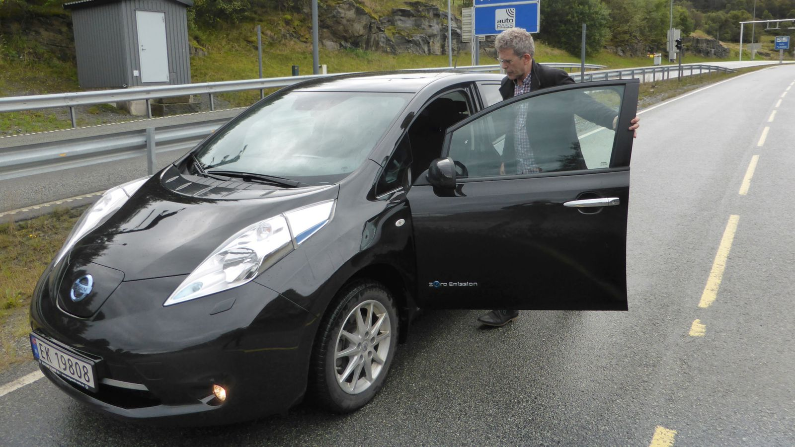 Almost a third of new cars sold in Norway in 2018 were electric