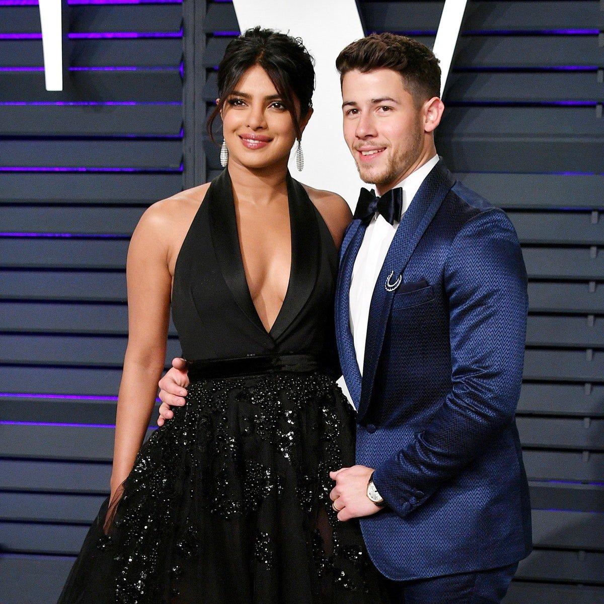 Priyanka Chopra & Nick Jonas Attending The VF Oscars Party Holds Some Sweet Significance
