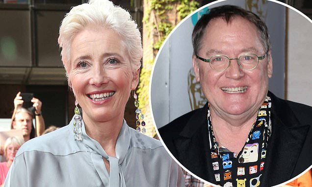 Emma Thompson discusses exit from film Luck over John Lasseter hiring