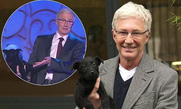 Paul O'Grady is left heartbroken after pet dog Bullseye dies