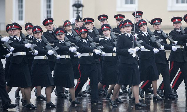Female cadet, 21, found dead at Sandhurst military academy is named