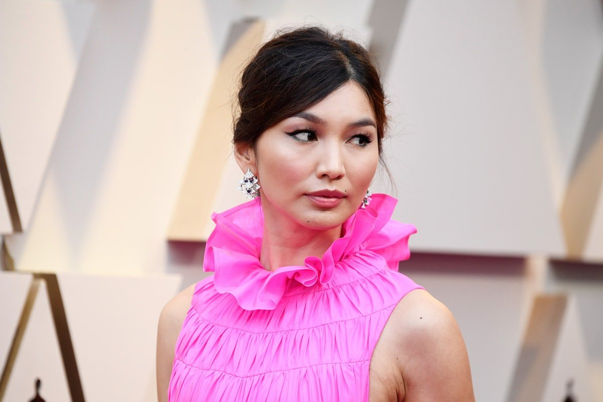 You're Going To Want To Buy Gemma Chan's '90s Hair Accessory That She Wore To The Oscars ASAP