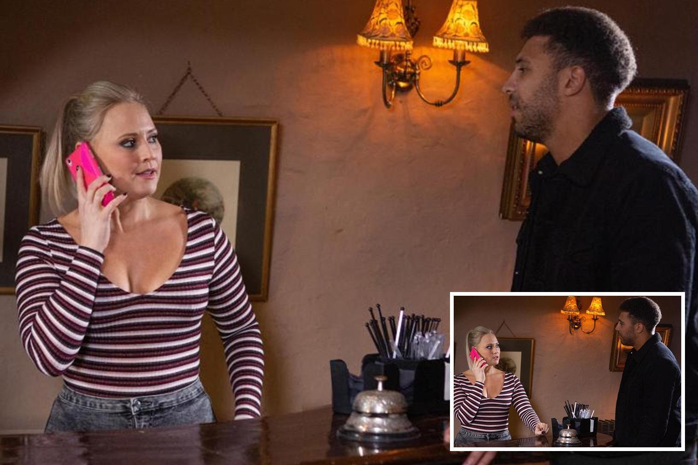 Emmerdale spoilers: Billy Fletcher woos Tracy Metcalfe in shock new romance