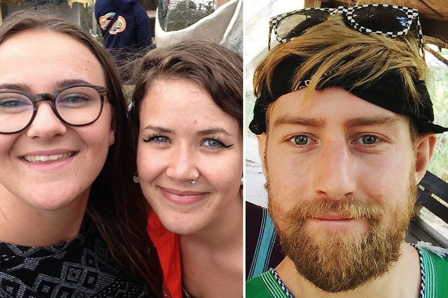 Brit sisters, 19 and 24, and their backpacker pal, 24, swept to their deaths during Vietnam waterfall tour