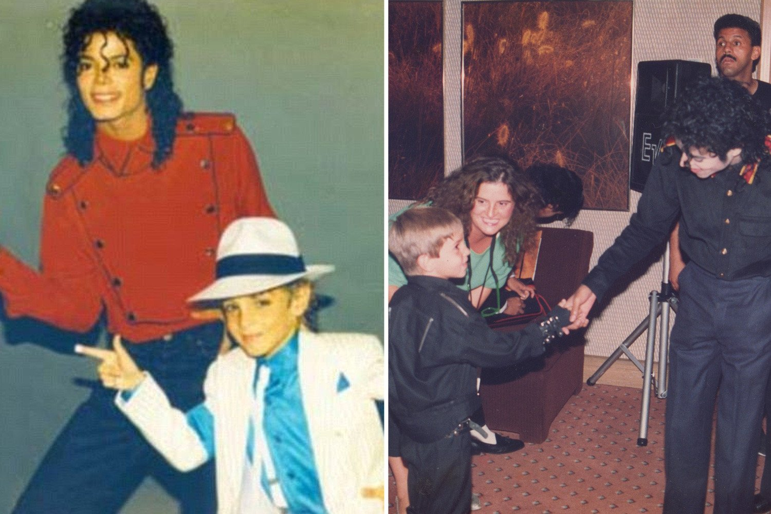 Michael Jackson used 'do not disturb' signs to let him abuse kids without being caught, Leaving Neverland documentary accuser claims