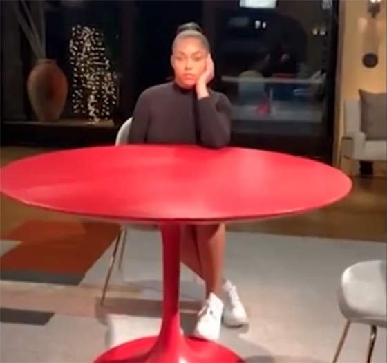 """Jordyn Woods Did Jada Pinkett Smith's """"Red Table Talk"""" And The Kardashians Aren't Happy About It"""