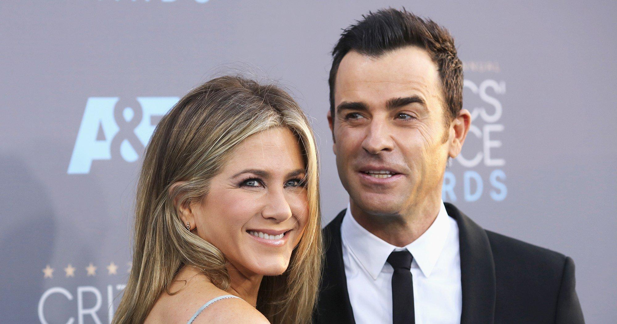 Justin Theroux Wishes 'Fierce' Ex Jennifer Aniston a Happy 50th Birthday