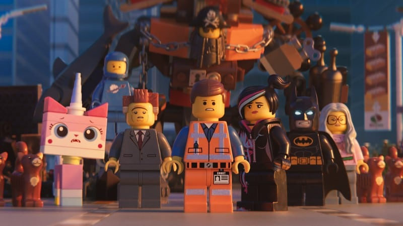 The LEGO Movie 2 characters: Who plays who?
