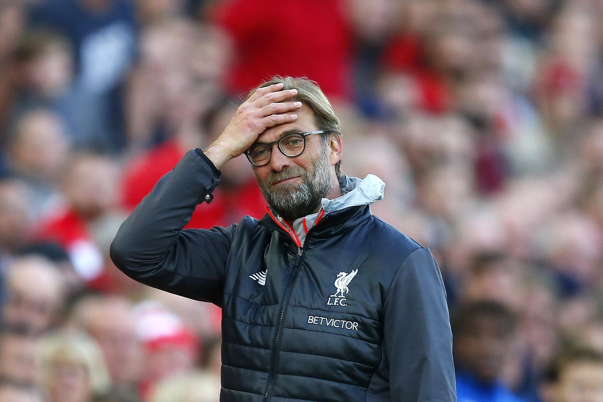 Klopp insists he is the man to lead Liverpool to the Prem title despite blip in form