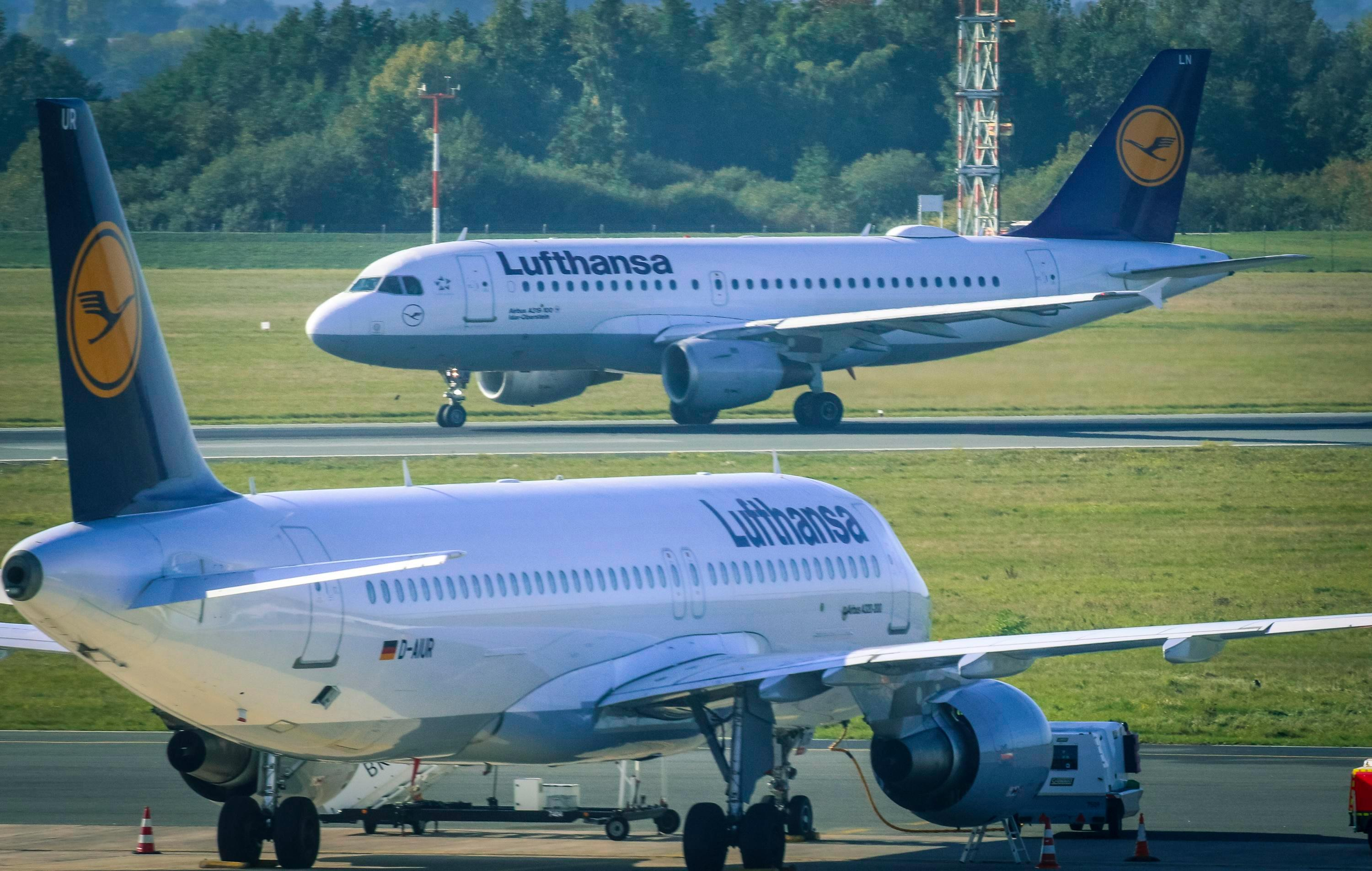 Lufthansa 'to SUE passenger who did not turn up for the last leg of their journey in crackdown on trick used to get cheap flights'