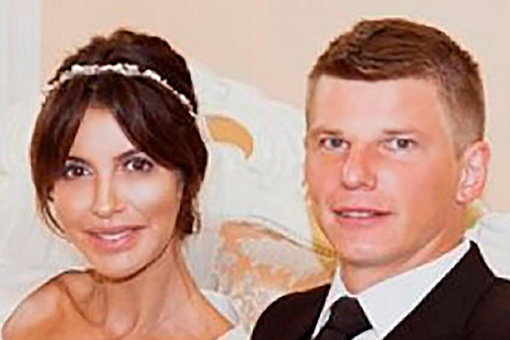 Arsenal legend Andrey Arshavin's wife Alisa reports him to police over 'threats'