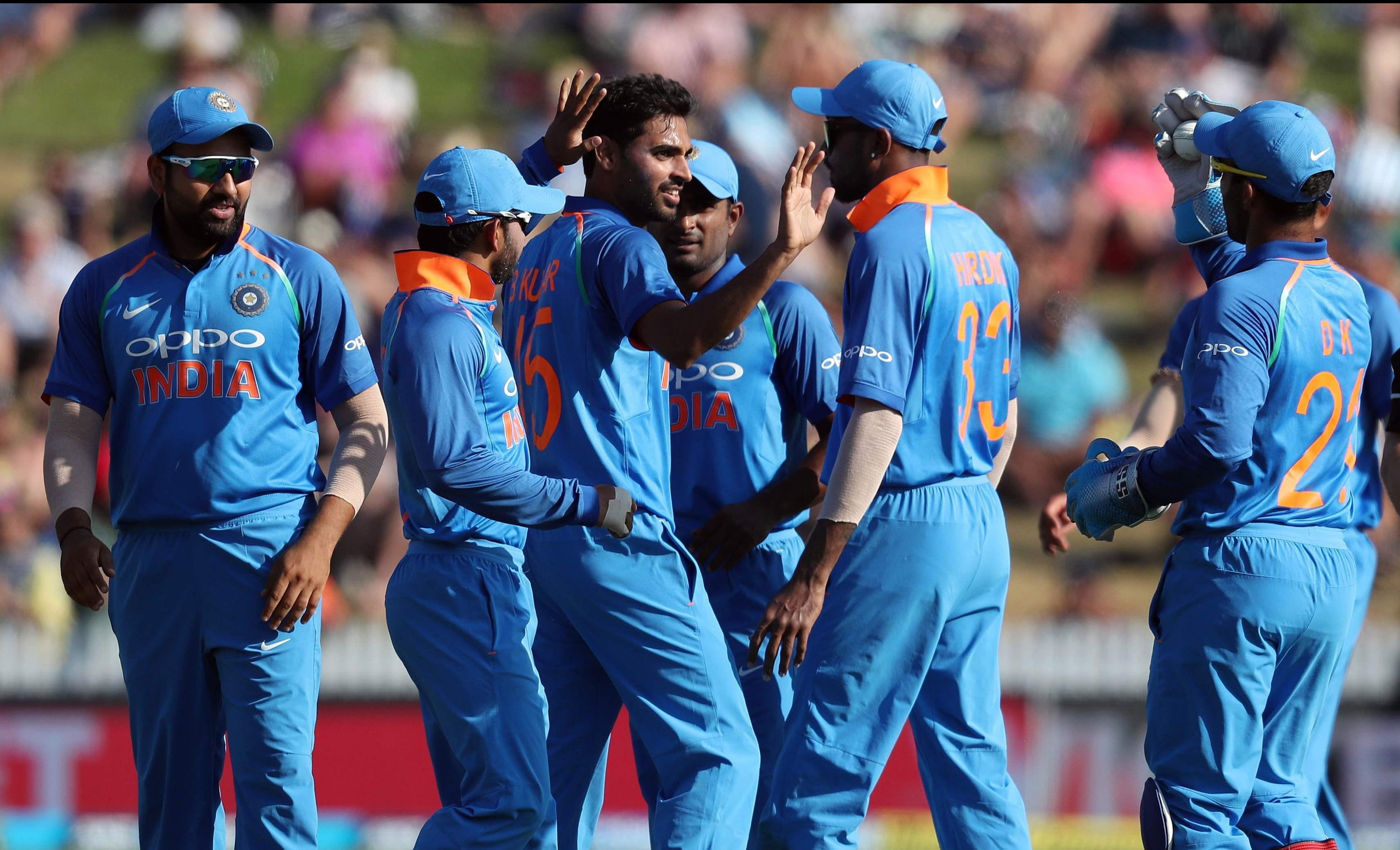 New Zealand vs India 5th ODI live streaming, TV channel, and cricket start time for the one-day international