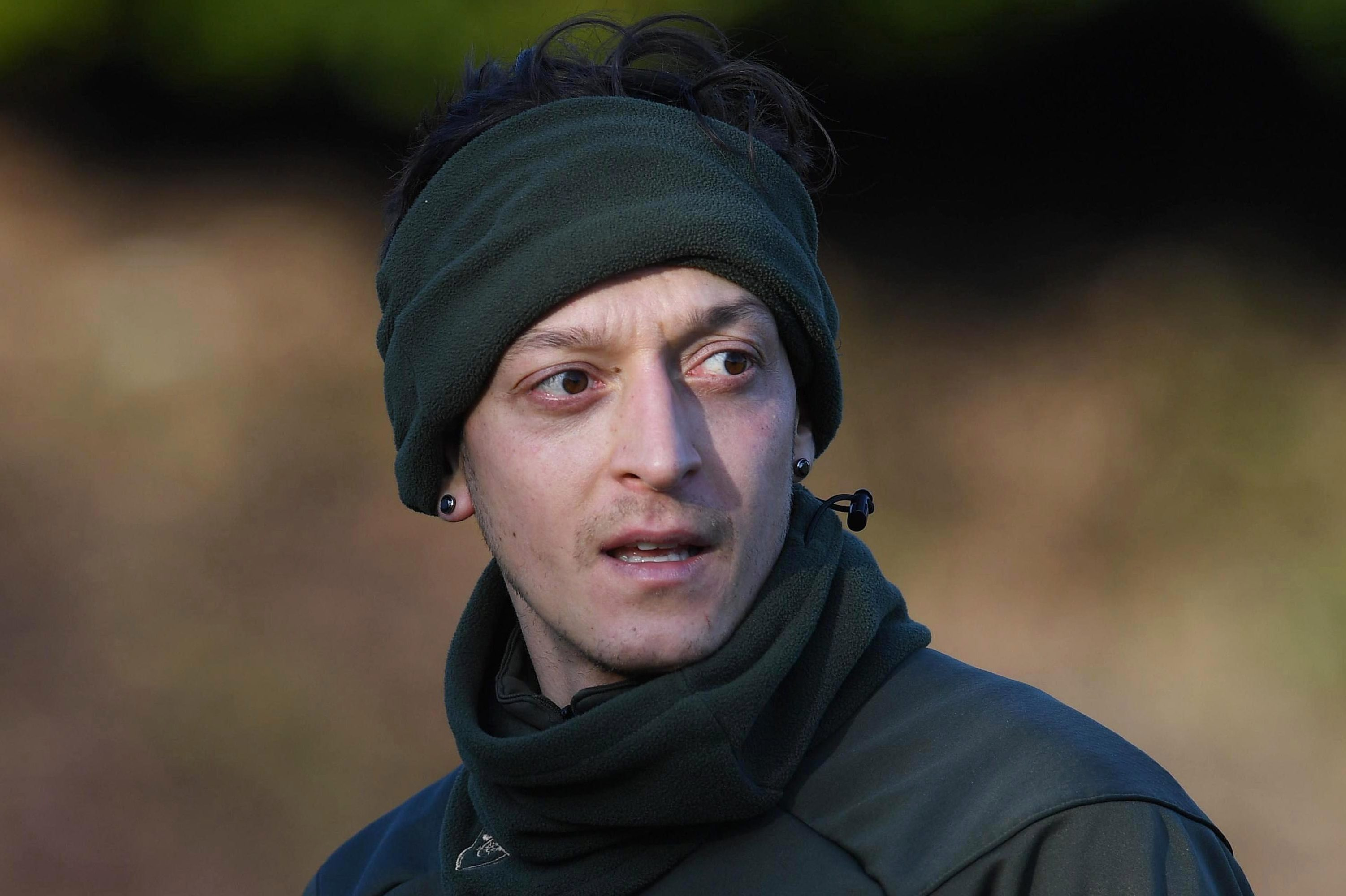 Arsenal 'tried to offload Ozil in January at cut-price rate' but nobody would pay his wages