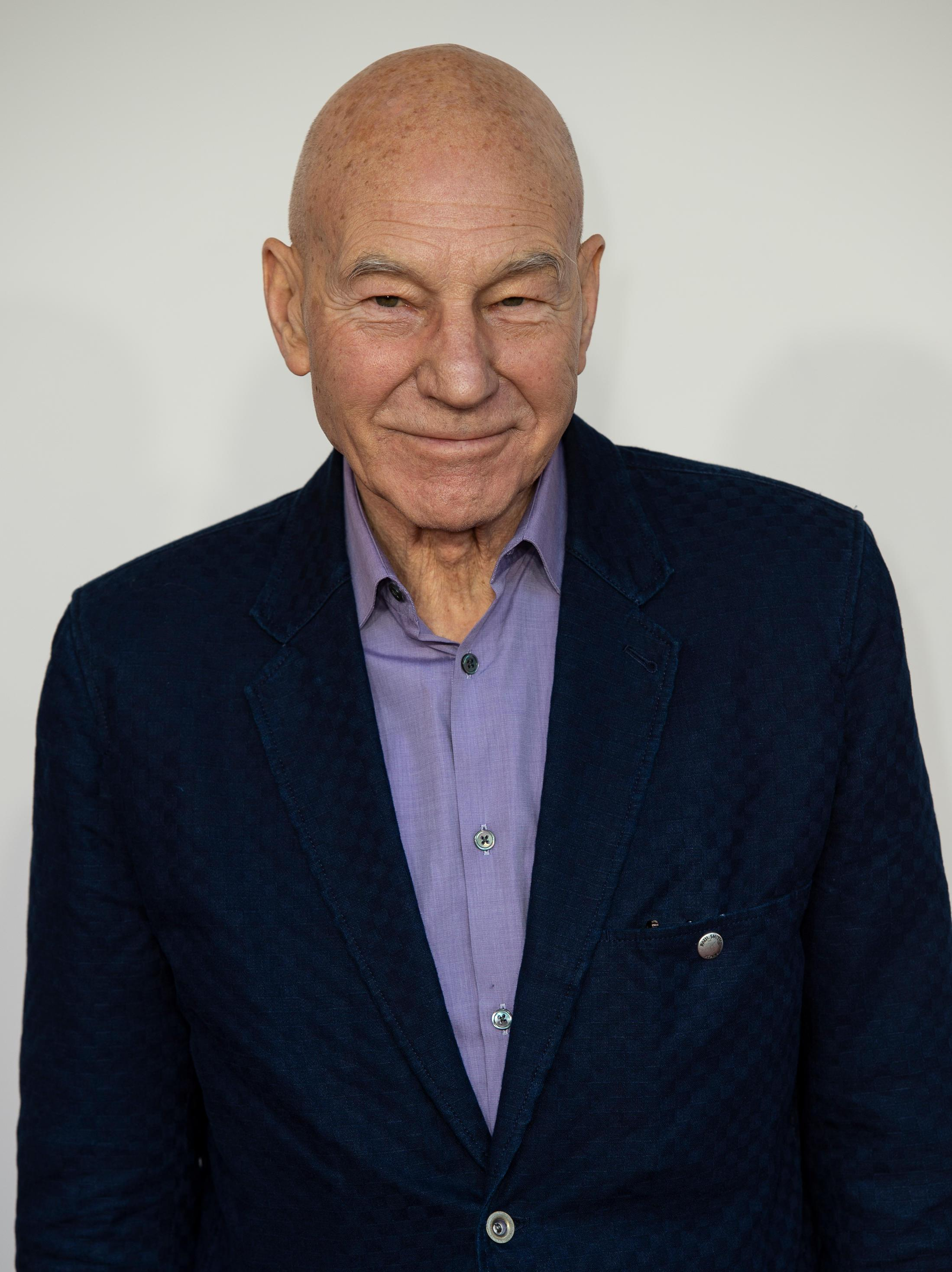 Sir Patrick Stewart says politicians are 'self-interested ...