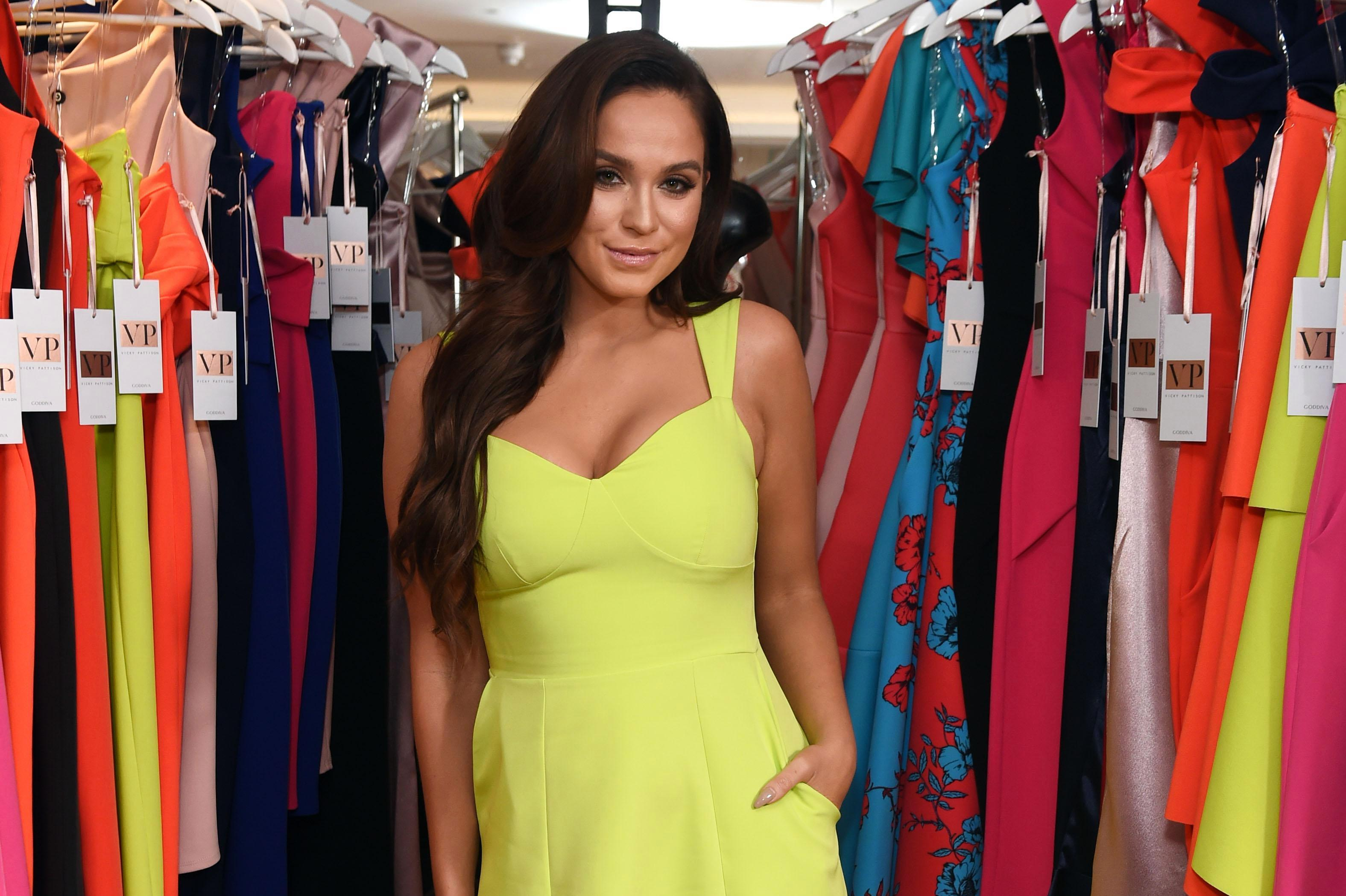 Vicky Pattison confirms she's dating Ercan Ramadan just three months after dumping fiancé John Noble