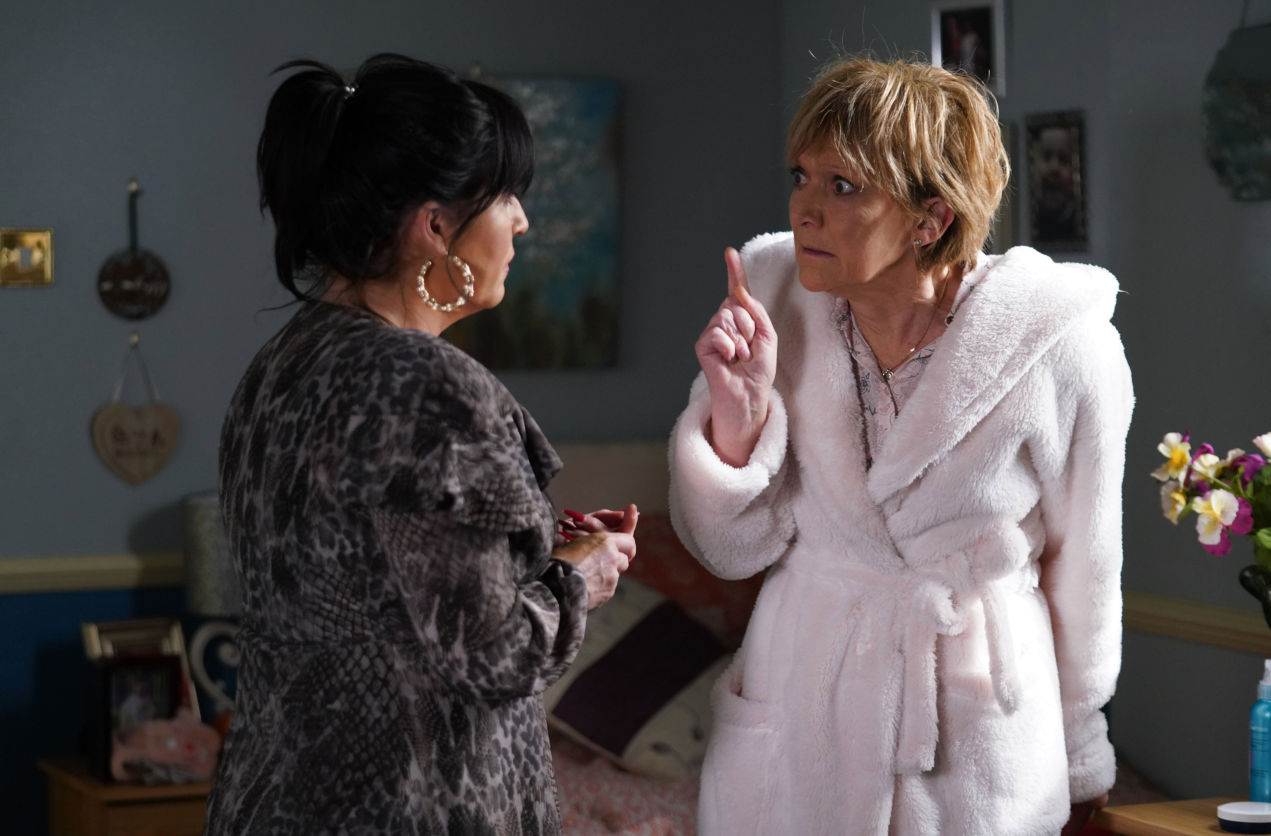 EastEnders spoilers: Jean Slater goes missing after struggling to cope with cancer diagnosis