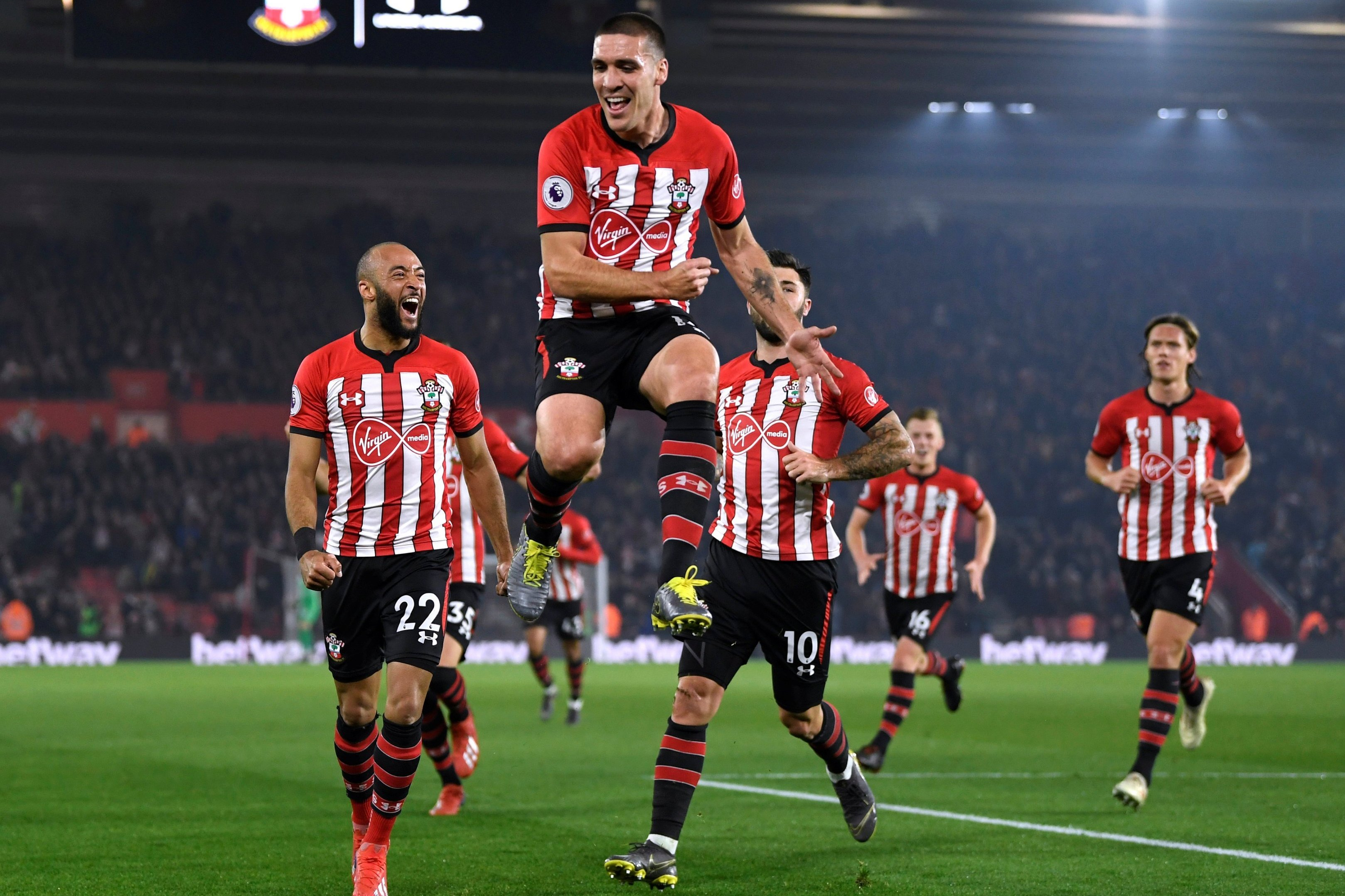Romeu and Ward-Prowse lift Southampton out of drop zone as Fulham look destined for drop
