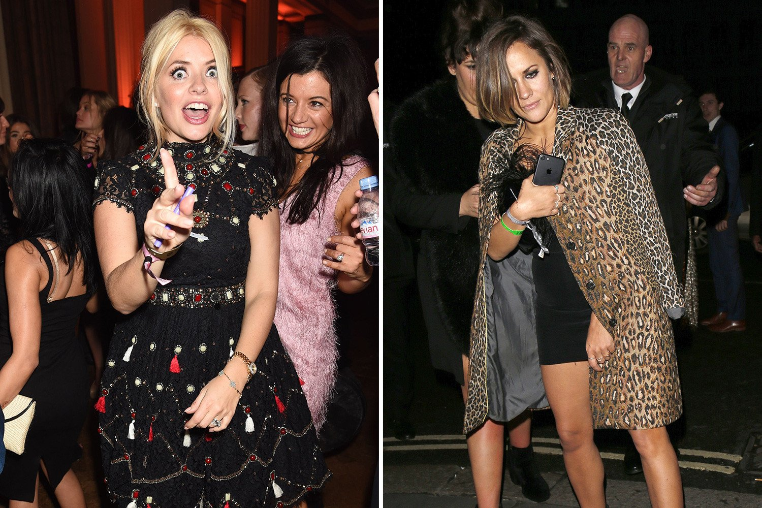 Booziest Brit Awards revisited from Ed Sheeran's shock exit to Holly Willoughby's drunken dancing