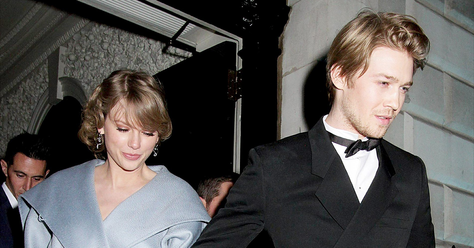 Princess Vibes! Taylor Swift, BF Joe Alwyn Hold Hands at BAFTAs Afterparty